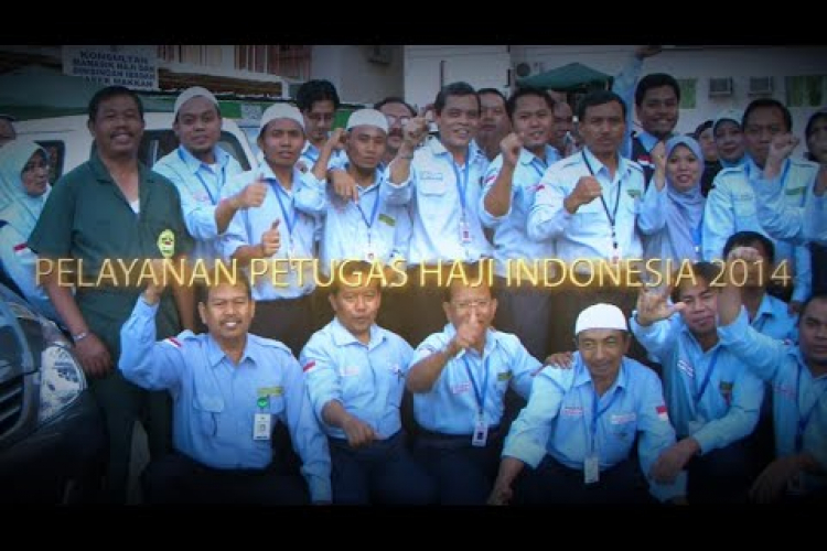 Embedded thumbnail for Pelayanan Petugas Haji Indonesia 2014 (Chapter1)